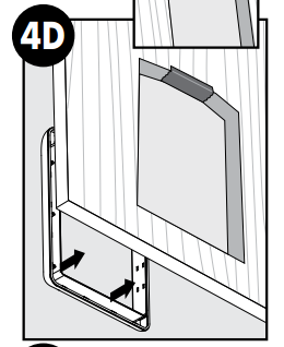 passport door installation frame